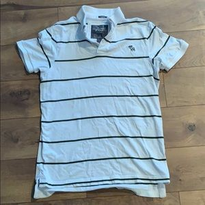 Large Men's Ambercrombie & Shirt